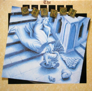 Church (The) - The Church (LP) (VG+/VG+)